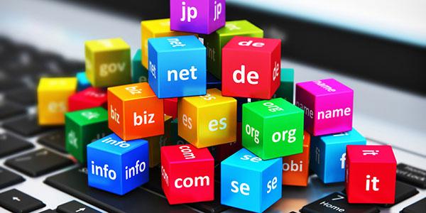 Que dominio web elegir