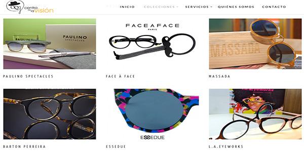 Gafas de sol de la tienda online de Óptica Oqus