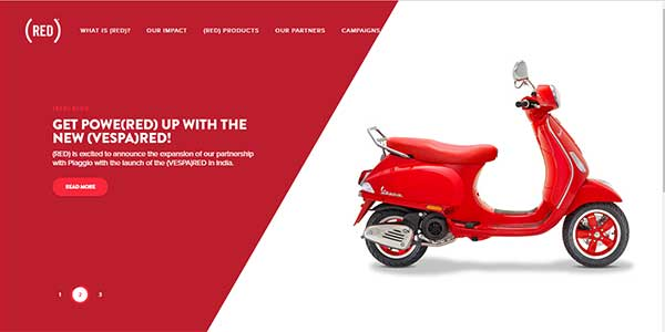 Mono Color Website RED ORG