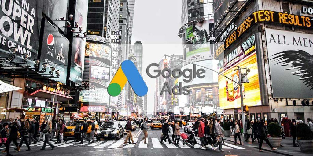 Publicidad Times Square