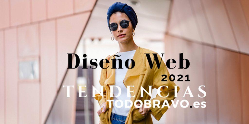 tendancias diseño web 2021 todobravo.es